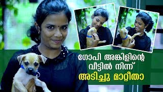 A chit chat with Sreya Jayadeep