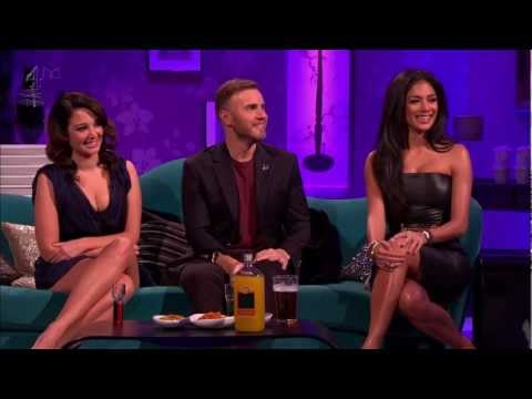 UK  X - Factor Judges on Alan Carr_ Chatty Man - Part 1 - 2-11-2012. HD
