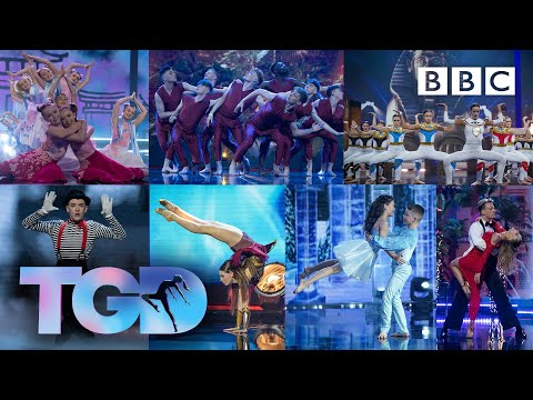 The final 7 stunning acts! 🎉 - The Greatest Dancer - BBC