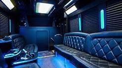 Party Bus: 20-22 Passengers