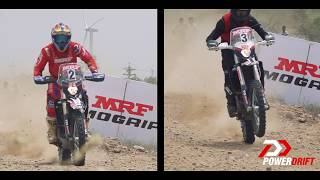 TVS at INRC Coimbatore : The Stakes Get Higher : PowerDrift