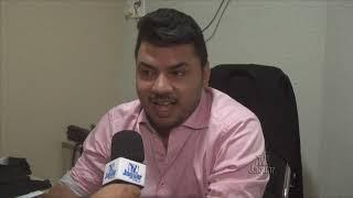 Nathizael Gonçalves fala do anexo legislativo e atos alusivos a semana do município