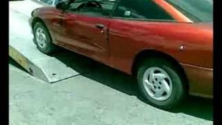 La grúa se lleva mi coche