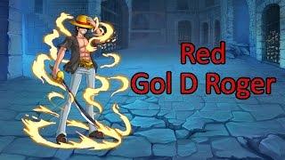 Red Gol D Roger - Sailing World / KOP /Pirates King / Pirates Legend | Eskeysis