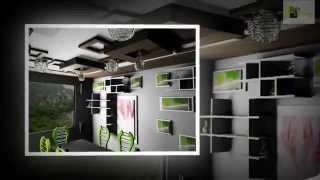 дизайн кухни с ненавязчивым декором интерьера функциональным освещением(, 2014-11-06T23:42:29.000Z)
