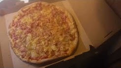 Pitkäaikainen pizza video