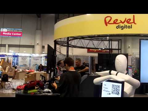 DSE 2015: Revel Digital Introduces New Immersive Technology with iBeacons
