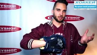 Супер новинка от Warrior! обзор хоккейных перчаток Alpha QX