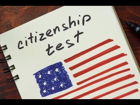 Как я чуть не провалила тест на гражданство США!