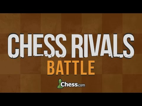 Rensch vs Williams: Another Chess Rivals Battle!