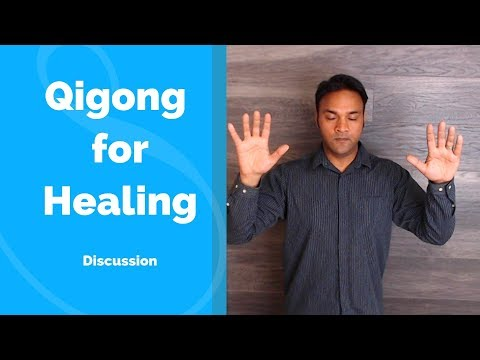 Qigong for Healing - A discussion with Jeffrey Chand - Simple!