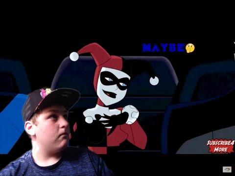 Batman and Harley Quinn trailer reaction