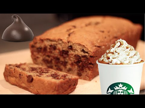 Pumpkin Spice Latte Chocolate Chip Banana BreadDIY Test #6