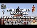 sejarah singkat 5000 tahun peradaban china zaman neolitikum hingga dinasti qing