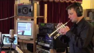 bugler s holiday for 12 trumpets and guest star neil super c morley