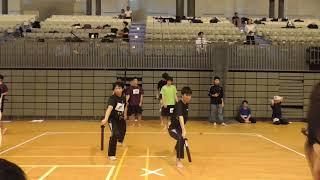 2017年 全日本学生大会 第16コート.