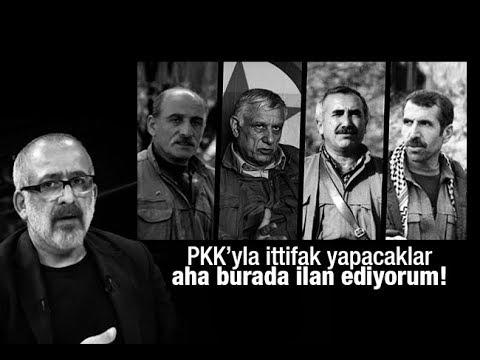 Ahmet KEKEÇ : PKK'yla ittifak yapacaklar, aha burada ilan ediyorum!