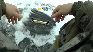 Первый лед в сезоне 20 21 река Еты Пур ЯНАО