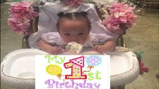 T.I & Tiny Baby Heiress Diana Harris 1st BIRTHDAY New COMPILATION -  #HeiressDiana