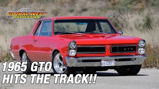 1965 GTO hits the track with the New Generation Three NR Suspension Global West