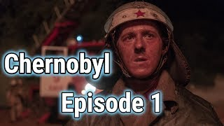 """HBO's Chernobyl Episode 1 """"1:23:45"""" Aftershow & Review   Talking Television Podcast #10"""