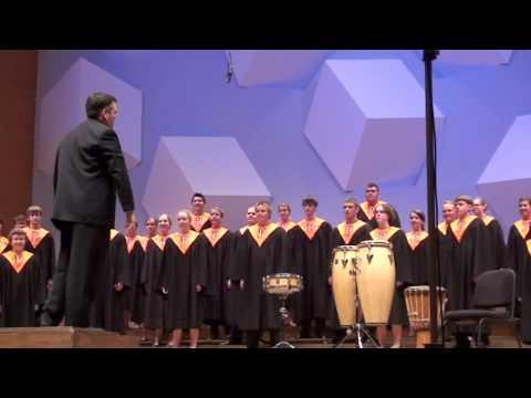 Minnesota Choral Arts Finale - Princeton High School - April 15, 2012