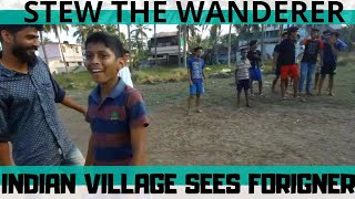 Indian Village Welcomes Foreigner | How India Treats People