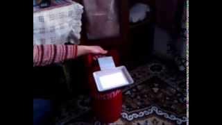 Обзор инфракрасной газовой горелки или Одесса без электричества