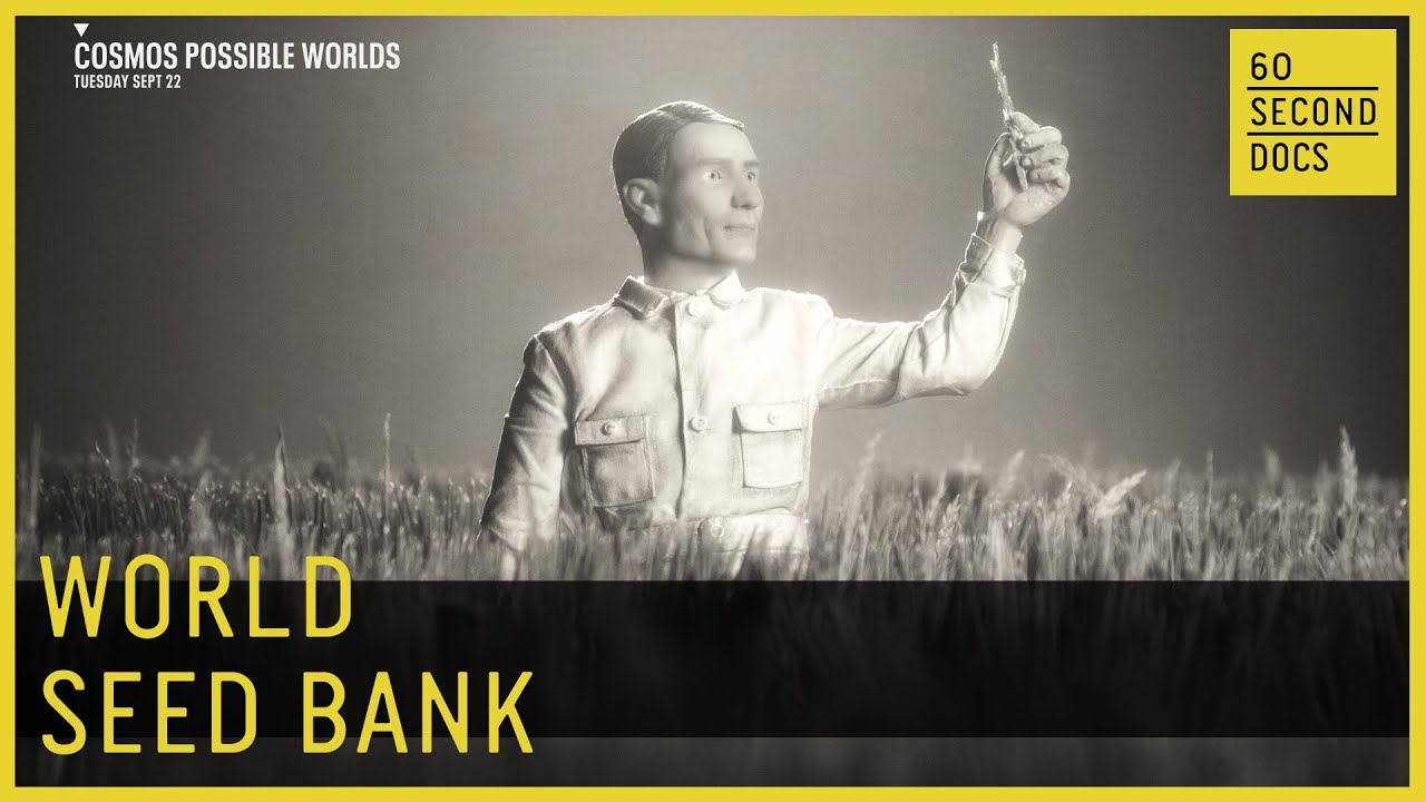 Nikolai Vavilov's World Seed Bank | Cosmos: Possible Worlds