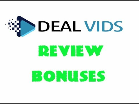 Create Deal Pages in a Snap - DealVids Preview