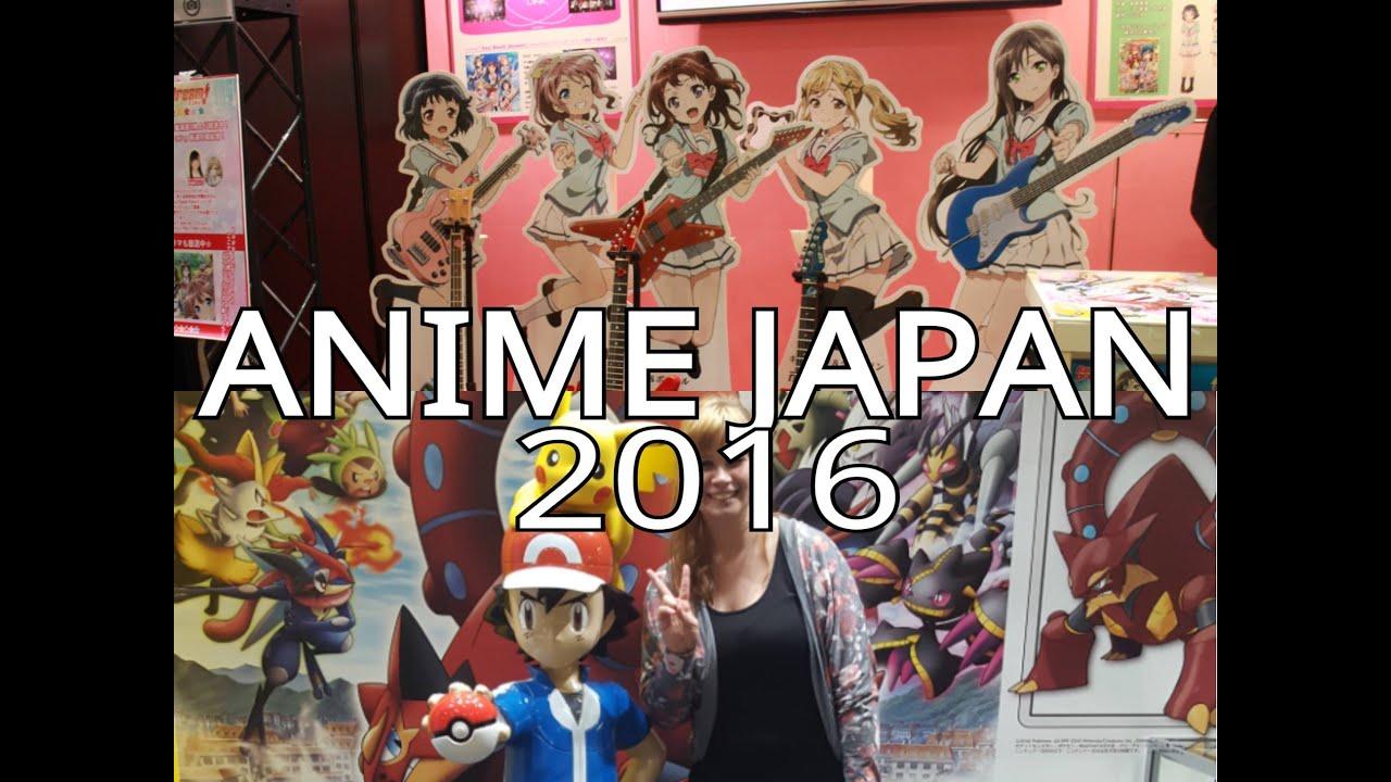 Anime Japan 2016 In Tokyo