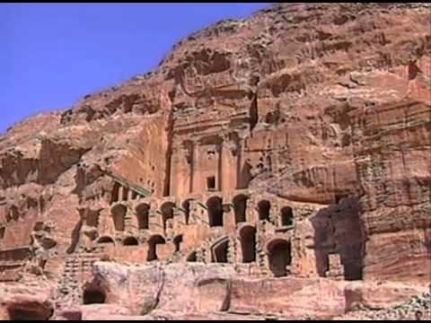 La ciudad Oculta De Petra