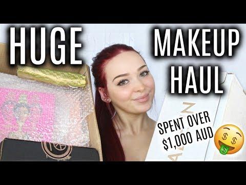 Huge Makeup Haul | Beauty Bay, Makeup Geek, ColourPop & More