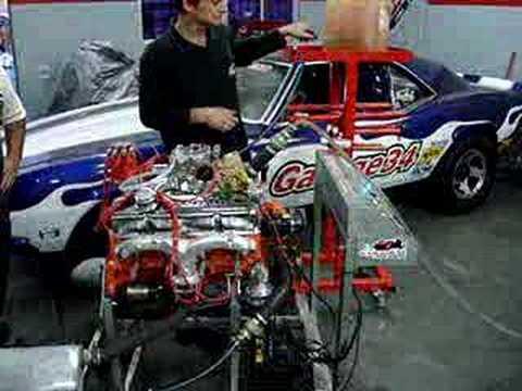 Garage34 - Chevrolet V8 307 aspirado mais de 300 HP