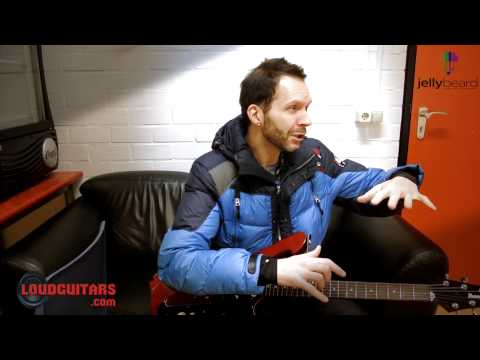 Paul Gilbert-Interview