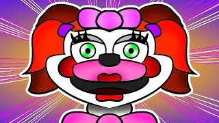 Minecraft Fnaf: Funtime Foxy And Circus Baby Fuse (Minecraft Roleplay)