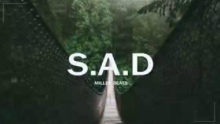 SAD -  Emotional Crying Rap Beat Hip Hop Instrumental