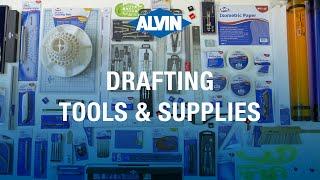 Alvin Drafting Tools & Supplies