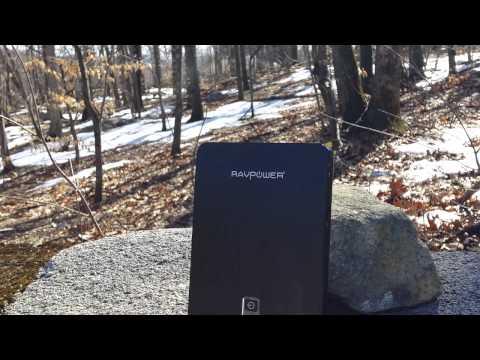 RAVPower 23000 mAh Extreme Review! | TechforDummies Media