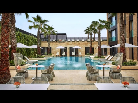Top10 Recommended Hotels in Casablanca, Morocco