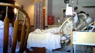 Time Lapse in Hospital Room
