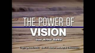 The Power of Vision With Joel Barker