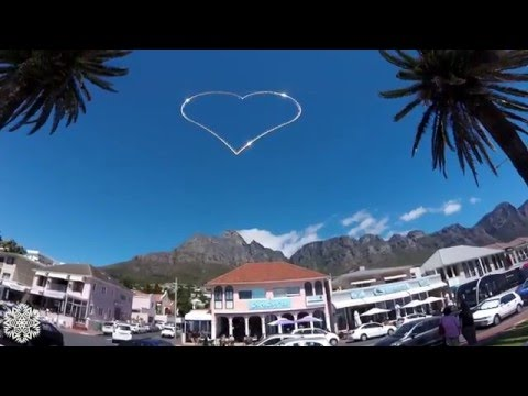 Camps Bay and Clifton Beach Vlog.