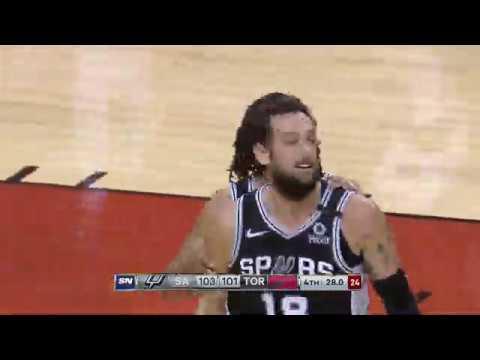 Toronto Raptors Vs San Antonio Spurs | January 12, 2020