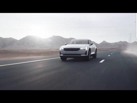 New 2020 Volvo Polestar 2