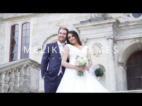 Lulworth Castle Wedding Video | Melika & James | 4K