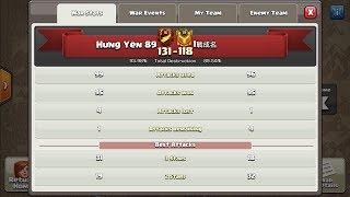Highlight 447: HƯNG YÊN 89 vs HONG KONG TEAM P1 | MINER, LAVALOON, HOG RIDER