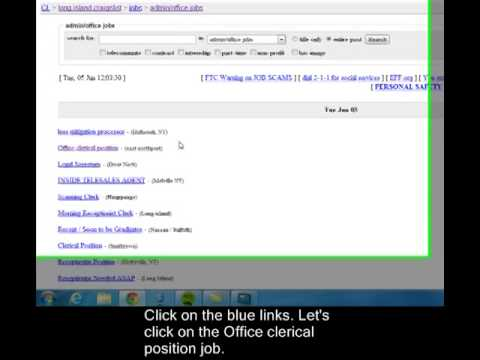 How to reply to Emails on Craigslist - YouTube