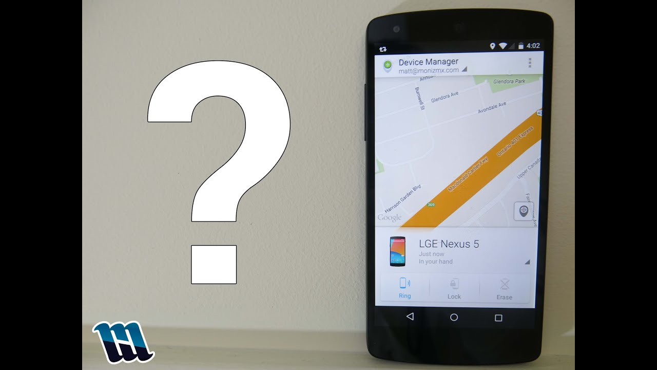 How to: Find your Lost or Stolen Android Phone or Tablet