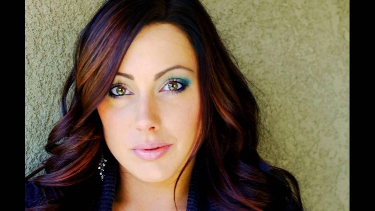 Best Hair Color Ideas For Green Hazel Eyes  YouTube